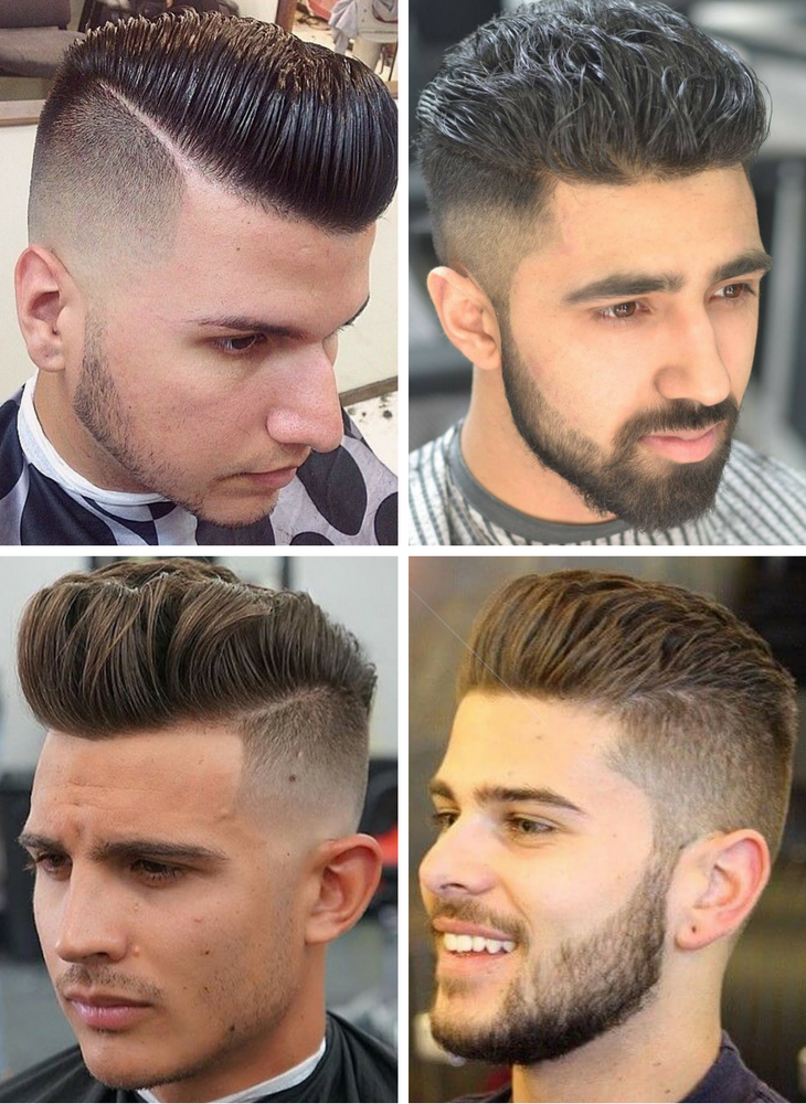 taper haircut vs fade taper vs fade what is the difference between tapered and 2376
