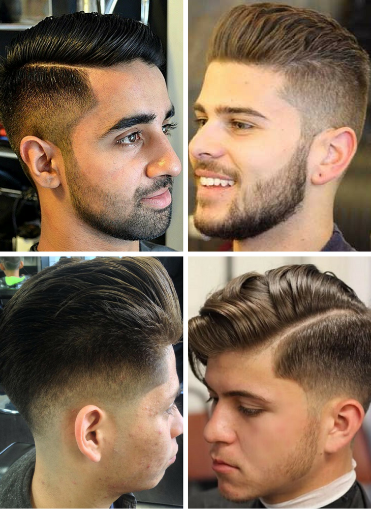 scissor fade haircut haircut with scissors vs clippers haircuts models ideas 3844