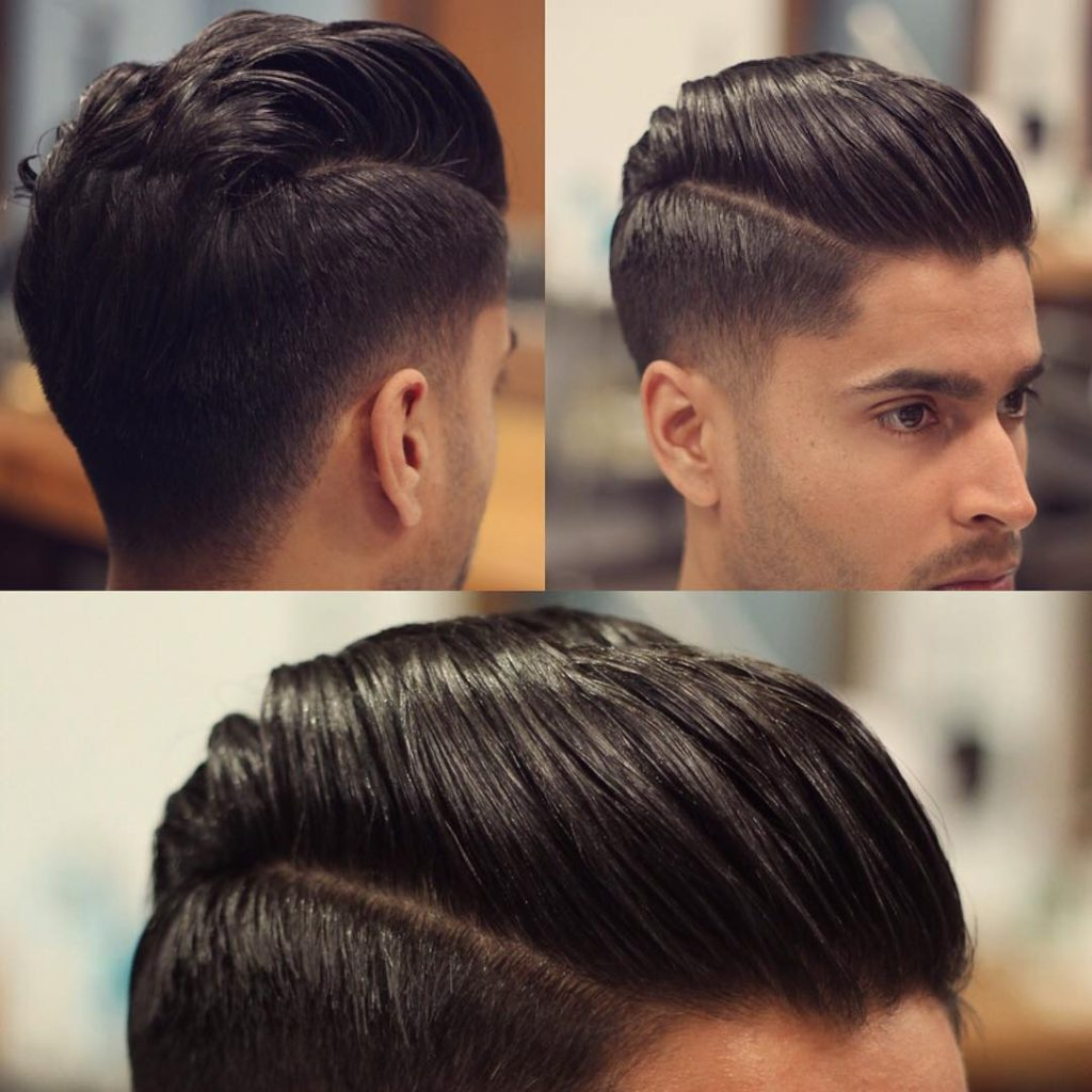 Hairstyle For College Boys Hairstyles