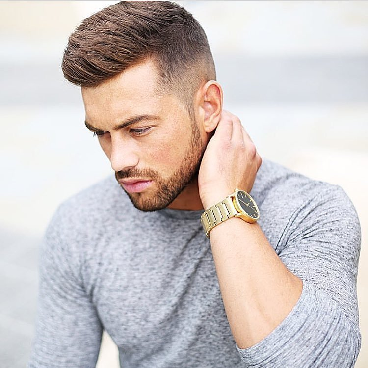 Straight Hair Hairstyles For Men With Straight And Silky Hair