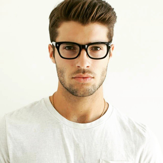 f41fa80a74 Hairstyles for Men and Boys With Glasses 2018 - AtoZ Hairstyles
