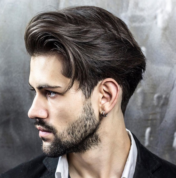 Straight Hair :: Hairstyles for Men With Straight And Silky ...
