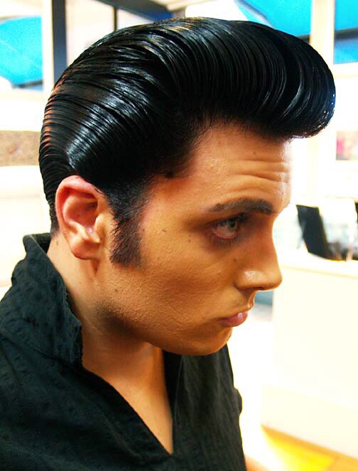 Rocking Pompadour