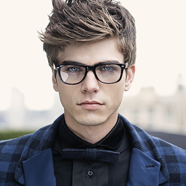 Hairstyles for men and boys with glasses 2015 2016 atoz hairstyles men hair highlights pmusecretfo Gallery