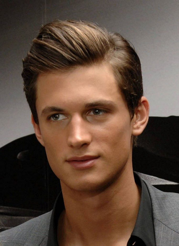 Straight Hair :: Hairstyles for Men With Straight And ...