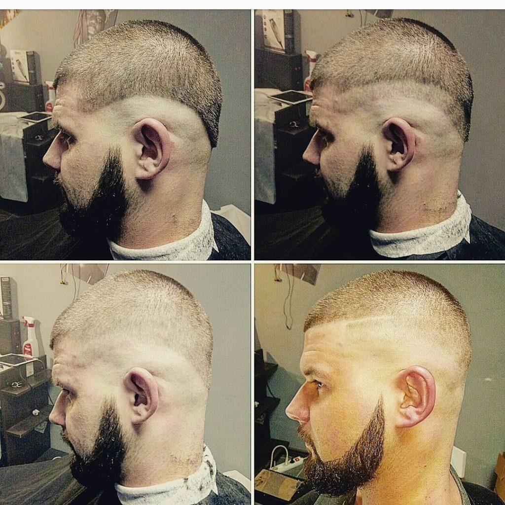 Buzz Cut Fade