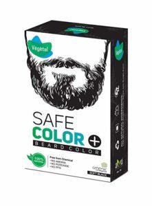 Vegetal safe color for Beard
