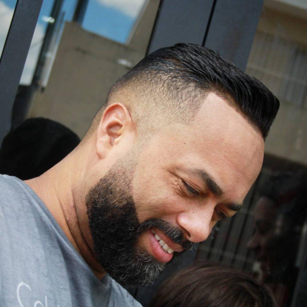 Balanced Cut with Beard