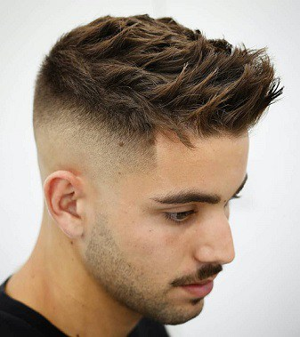 Brushed Up with Undercut