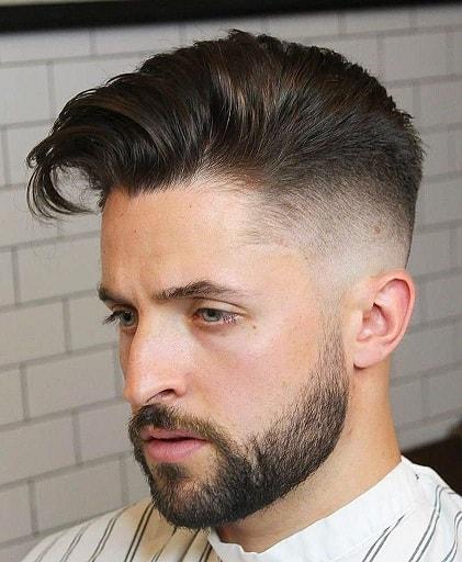 Fade Straight Cut
