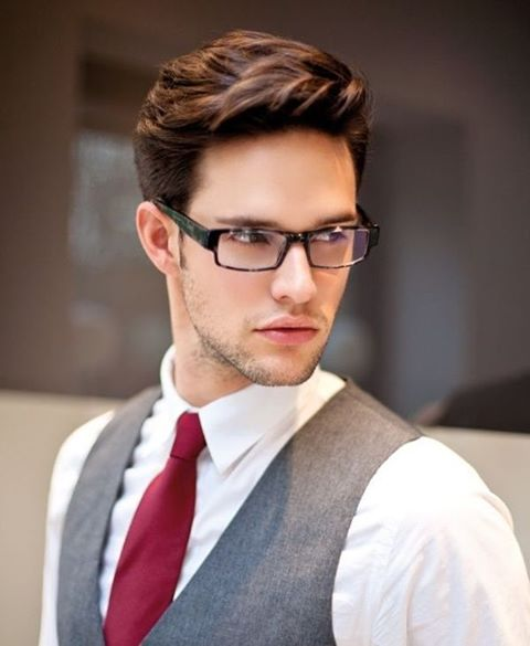 Hairstyles For Men And Boys With Glasses 2018 Atoz Hairstyles