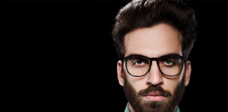 Haircuts For Men With Glasses