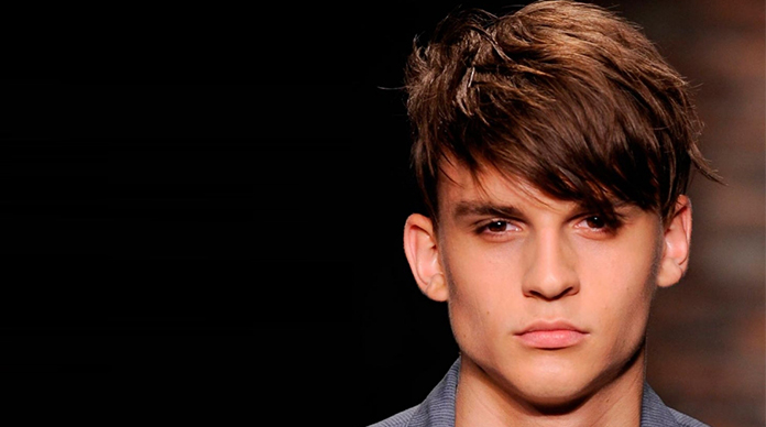 Pleasant Straight Hair Hairstyles For Men With Straight And Silky Hair Short Hairstyles Gunalazisus