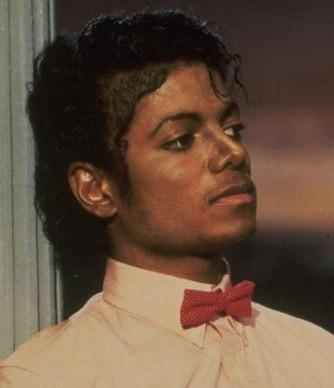 Michael Jackson Natural Hair