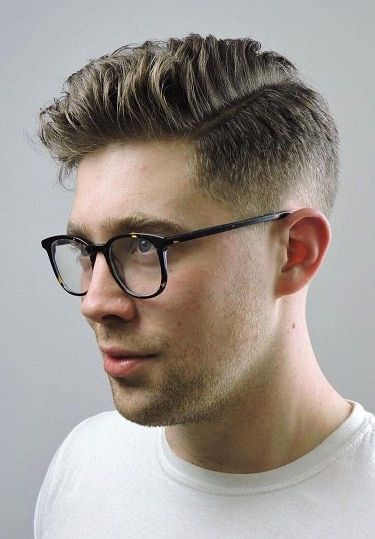 Short Spiked Cool Haircut