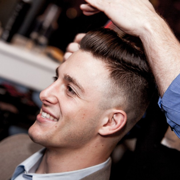 Pompadour Haircut Length : 20 best pompadour fade haircut :: what is it and how to style