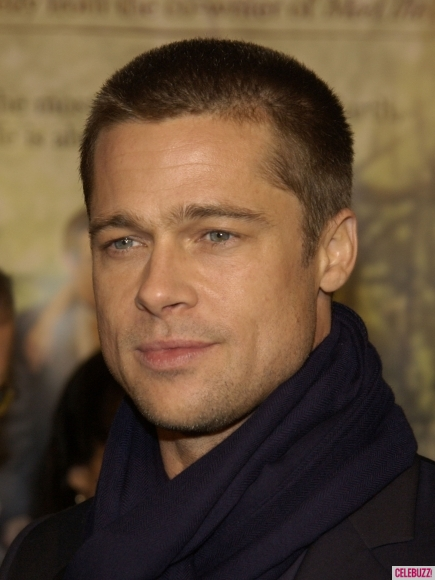 The BradPitt style Buzz Cut