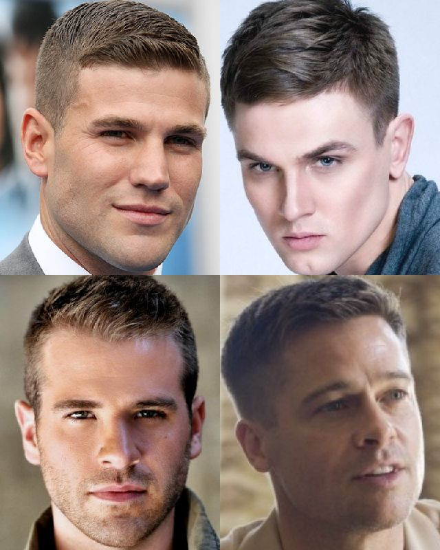 Best Mens Short Back And Sides Hairstyles Atoz Hairstyles