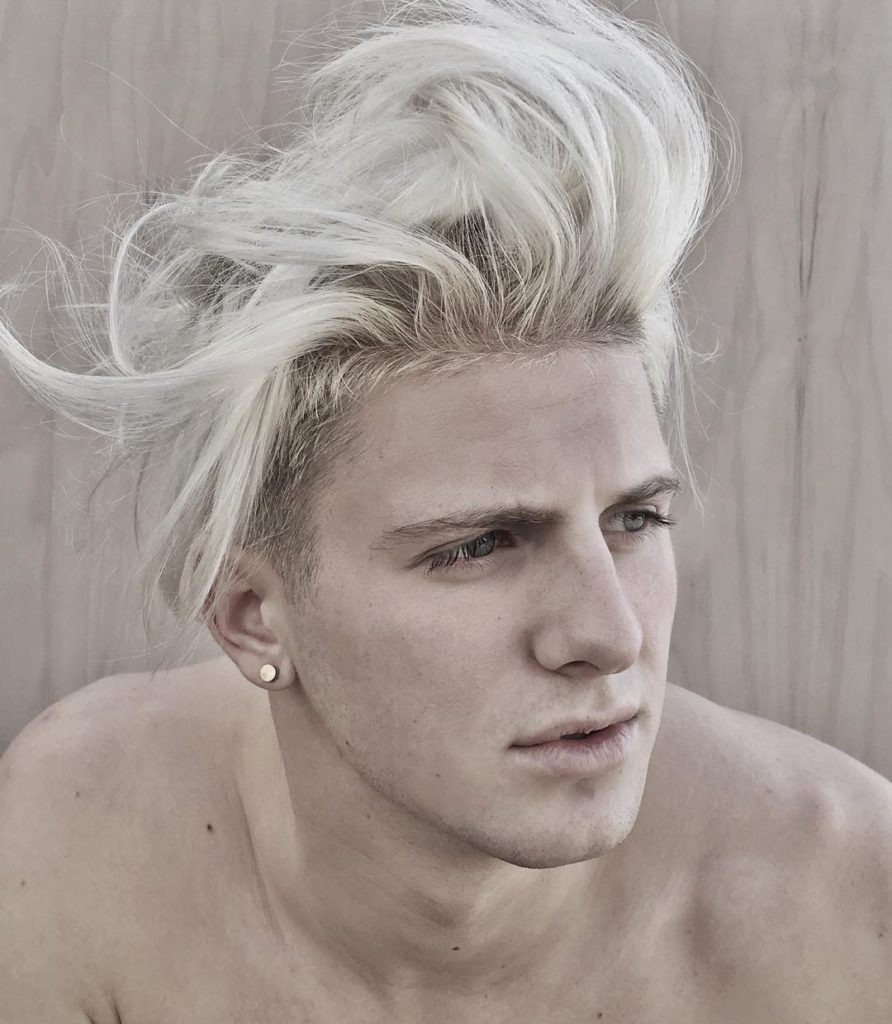 Best 20 Blonde Hairstyles For Men In 2016 2017 Atoz