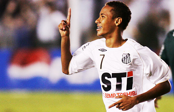 Semi Bald Short Player Hairstyle Neymar