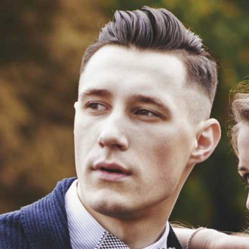 20 Best Pompadour Fade Haircut What Is It And How To Style Atoz Hairstyles
