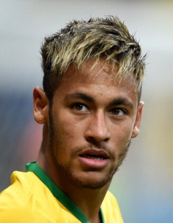 The Messy Dreadlock of Neymar