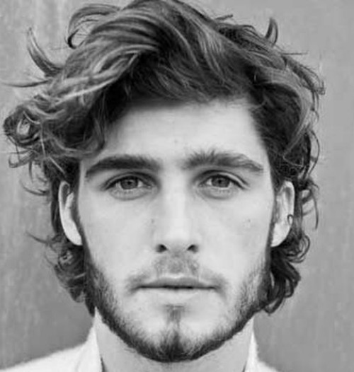 20 Best Wavy Hairstyles for Men :: How to Get Wavy Hairstyles - AtoZ ...