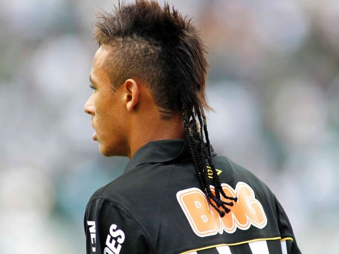 The Braids Neymar Hairstyle