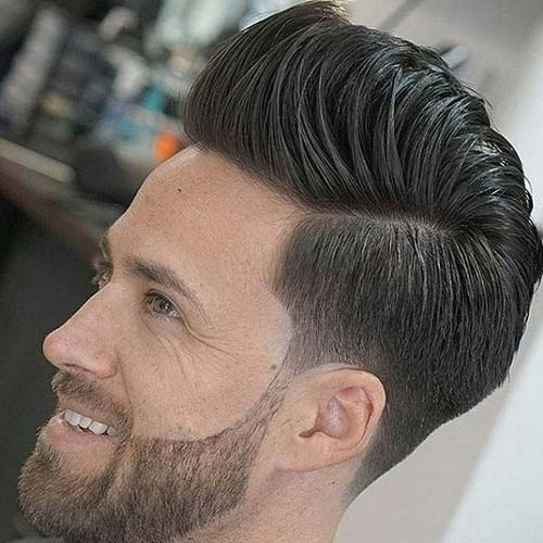 What is low fade haircut 20 best low fade hairstyles and tutorials the low taper fade haircut with pompadour winobraniefo Images