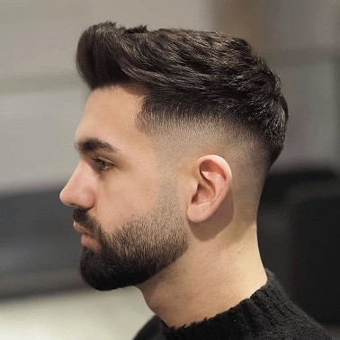 Best low top fade haircut for white guys