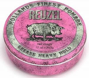 REUZEL Pink Pomade Grease