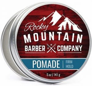 Rocky Mountain Pomade for Men