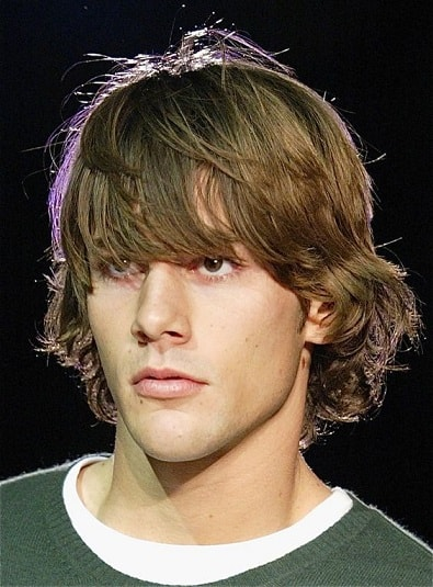 The Shaggy Hairstyle