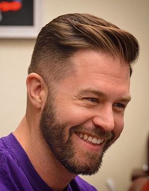 The Undercut for Receding Hairline