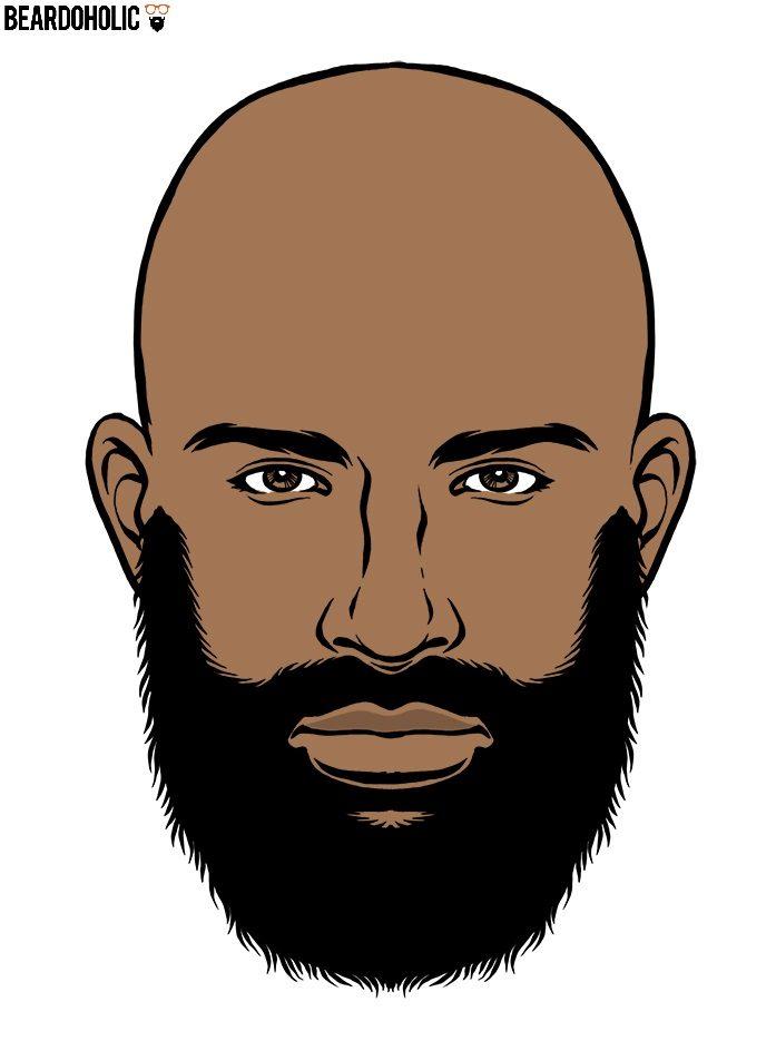 Beard for the Bald Man
