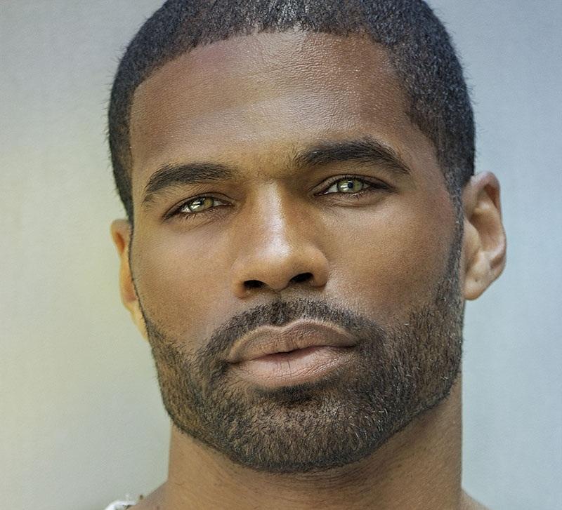 Nice black man