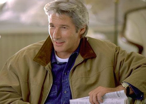 The Richard Gere Hairstyle