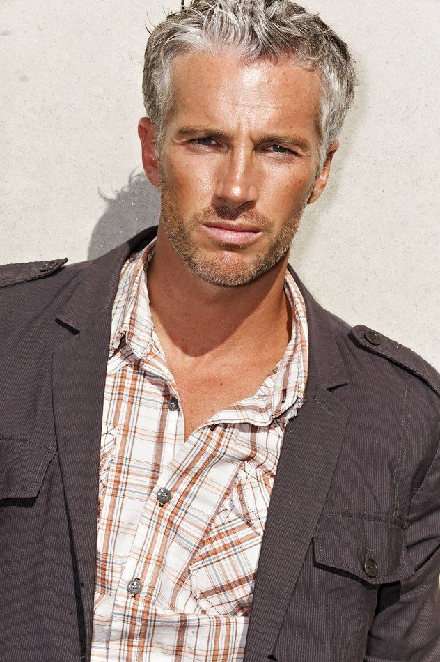 15 Ideas About Hot Silver Foxes - Grey Haired Men - AtoZ ...