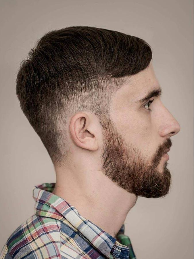 15 Best Drop Fade Haircut How To Get Drop Fade Haircut Atoz