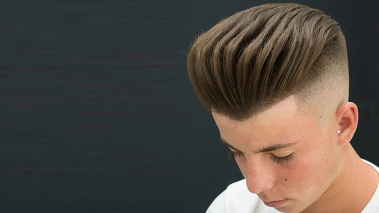 20 Best Comb Over Fade Haircut - How to Ask Barber And How ...