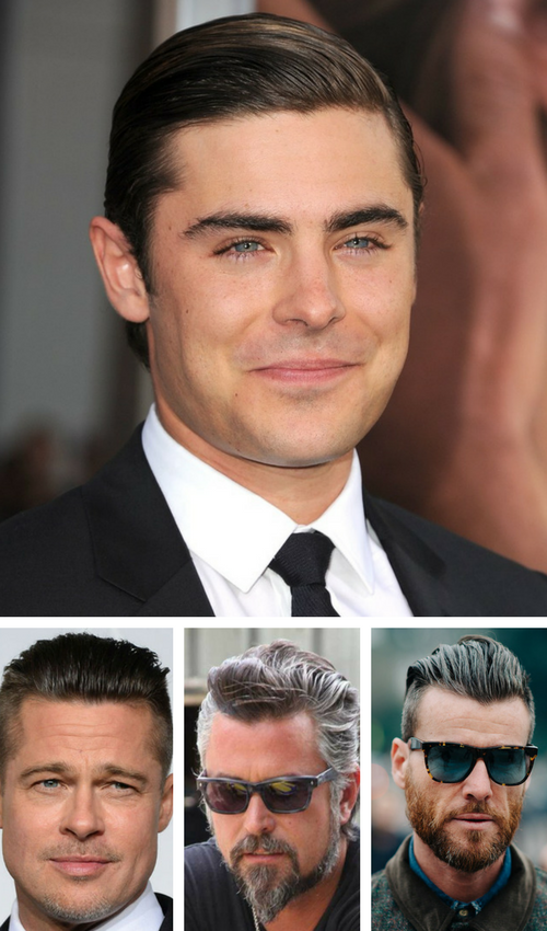 Types of Haircuts - Men Haircut Names With Pictures - AtoZ ...