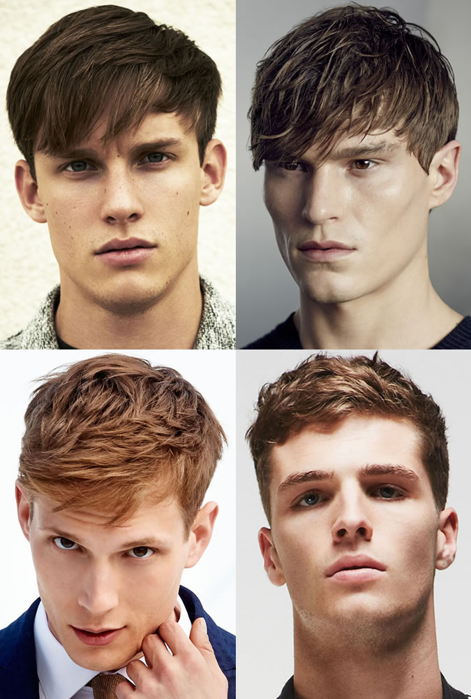 The Fringe with Textured Cut