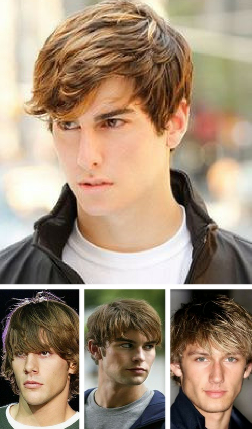 Teen Haircuts: Best 20 Hairstyles for Teenage Guys - AtoZ ...