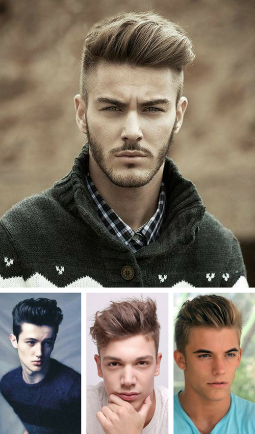 Following The Footsteps Of Elvis Presley Get Yourself A Pompadour Hairstyle This Summer Reasons It Is Classic Dapper And Super Cool Hence Being One