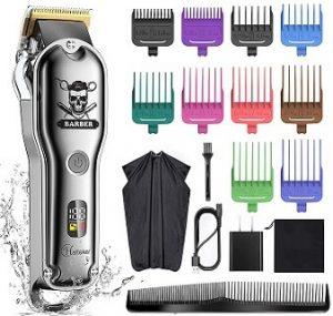 Hatteker Hair Cutting Kit Pro Hair Clippers