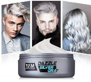 Silver Hair Dye Best Guide About Grey Silver Hair Men Atoz Hairstyles
