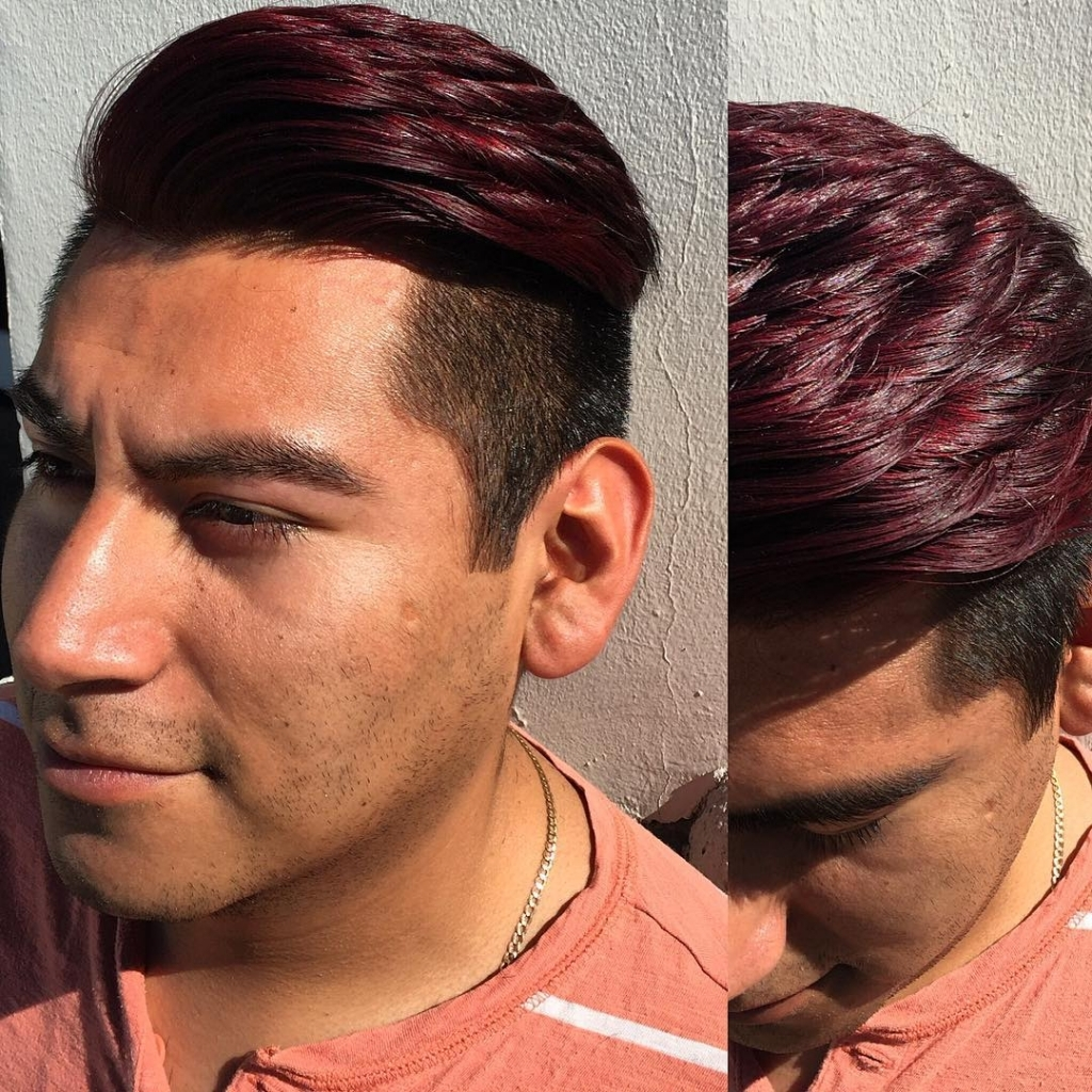 Hair Color :: 20+ New Hair Color Ideas for Men - 2019 - AtoZ Hairstyles