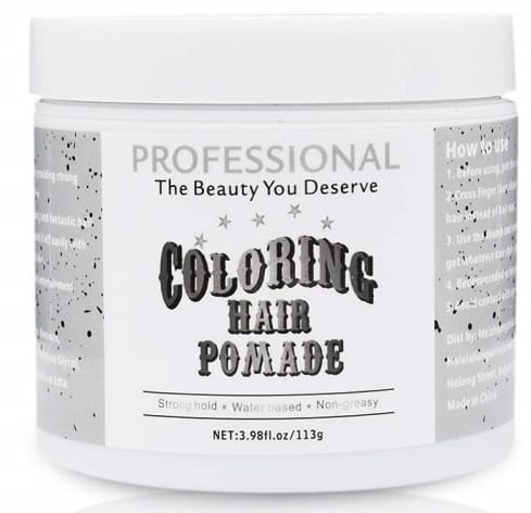 Hair Coloring Pomade