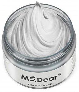 Instant Silver Grey Hair Wax