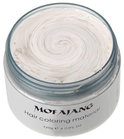 NYKKOLA Unisex Hair Wax Color Styling Cream